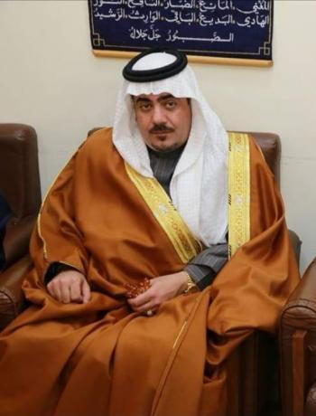 الشيخ معن النهار المناصير ..  مبارك قدوم عمان