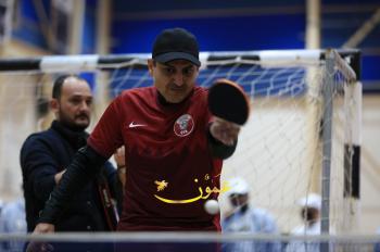 السفارة القطرية تحتفل باليوم الرياضي لبلادها