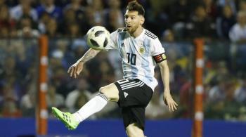ميسي يتقدم قائمة منتخب الأرجنتين استعدادًا لتصفيات كأس العالم