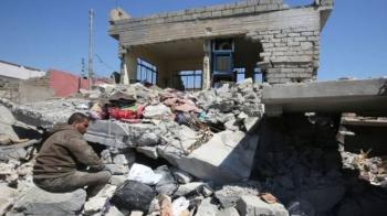 واشنطن تقرّ بمقتل 105 مدنيين بغارة أمريكية على الموصل