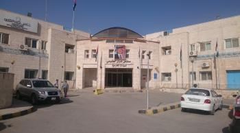 وصول المطعوم الصيني الإماراتي لمستشفى جرش