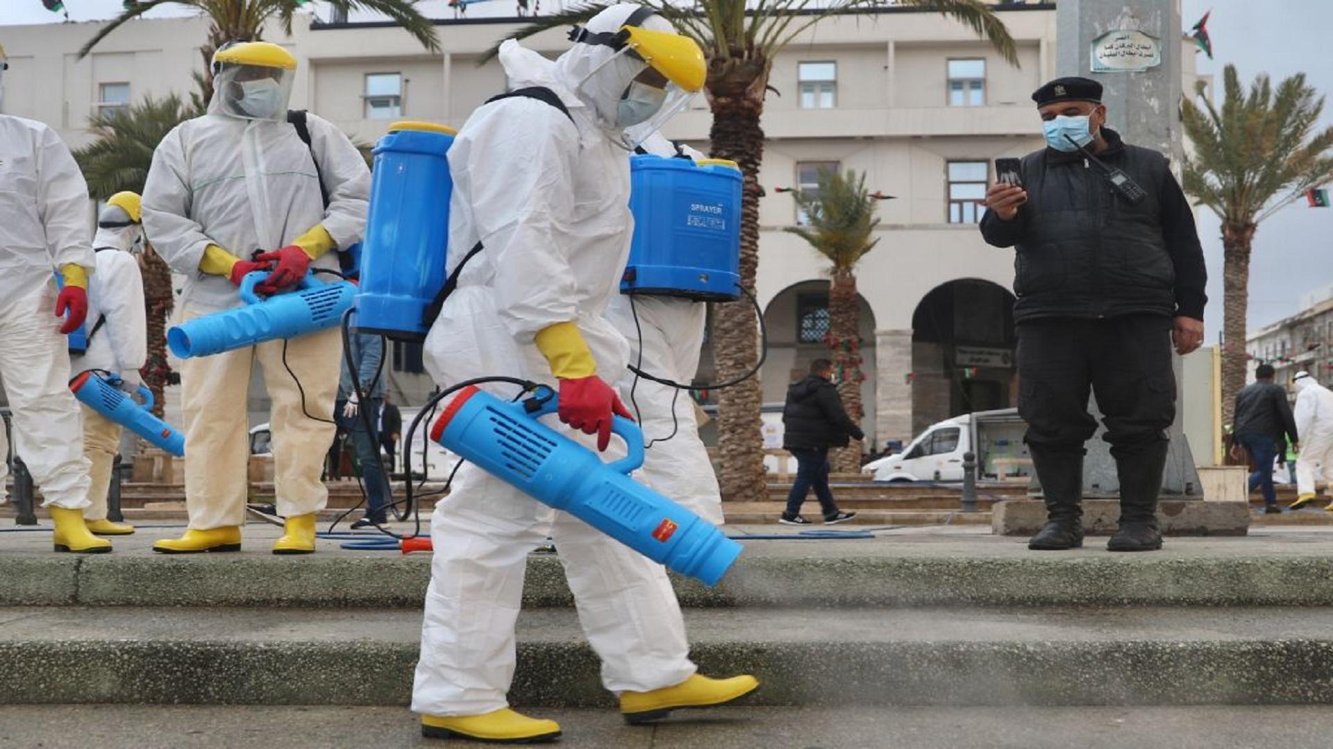 ليبيا: 6 وفيات و847 إصابة جديدة بفيروس كورونا