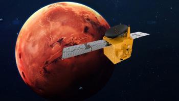 الصين: إطلاق صاروخ يحمل مسبارا إلى المريخ