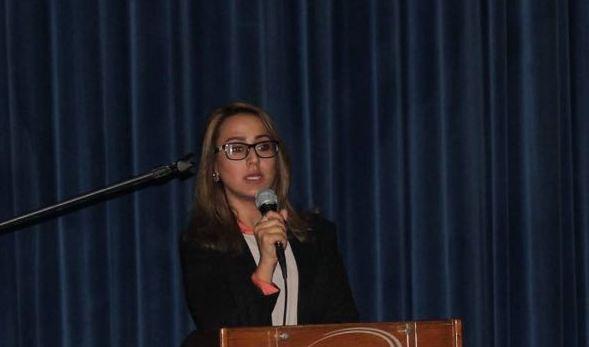 المحامية رانيا أبو عنزة