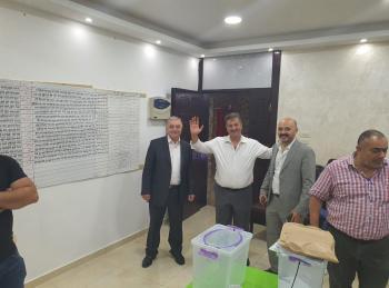 انتخاب هيئة إدارية جديدة لجمعية صلاح الدين الأيوبي الخيرية الكردي