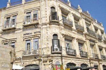 الروم الارثوذكس بالقدس تؤكد إلغاء الحجز عن فندق الامبيريال