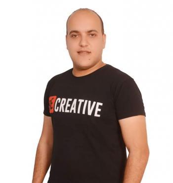 اسلام جمال يبدع في تصميم الأغلفة لمعرض القاهرة الدولي للكتاب