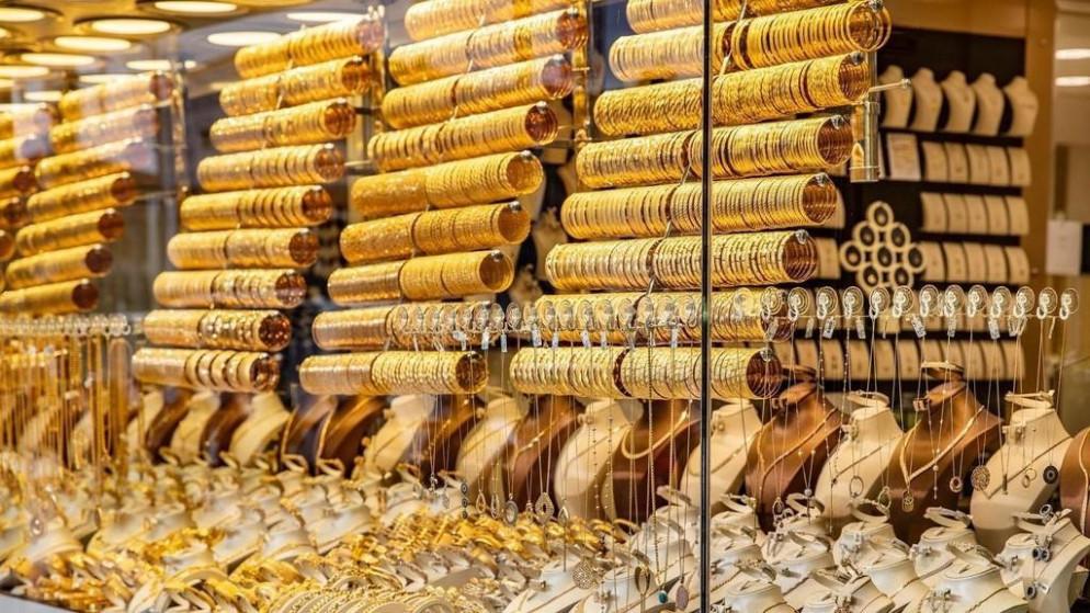 38 دينارا سعر غرام الذهب عيار 21 محليا