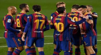 برشلونة يتوصل إلى اتفاق مع لاعبيه والمدربين لخفض الرواتب