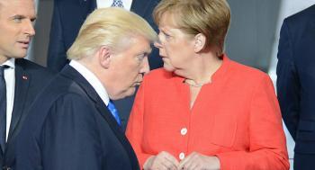 ترامب: الألمان أشرار