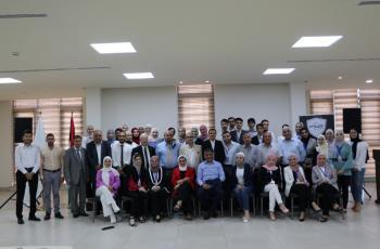 اطلاق اول فعاليات مشروع Efo.Sr بدعم من مجلس قلقيلية