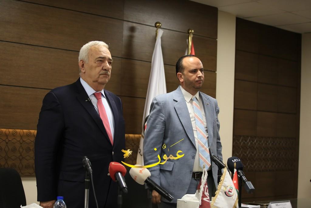 حوارية حول دور الشباب بصناعة القرار السياسي في جامعة الشرق الاوسط