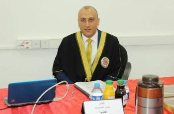 الدكتوراه لـ حسن حياصات