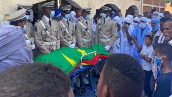 موريتانيا تودع رئيسها الأسبق