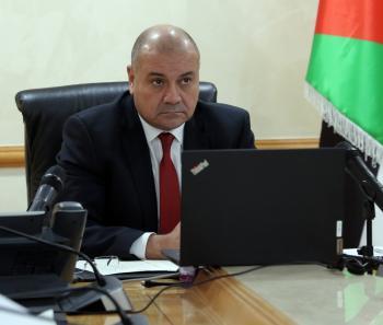 العودات لرؤساء البرلمانات العربية: يجب أن لا يكون اجتماعنا للتنديد
