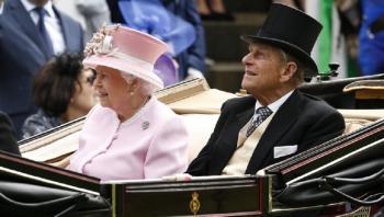 إعادة نشر كلمة تقدير من الملكة اليزابيث الثانية للأمير الراحل فيليب