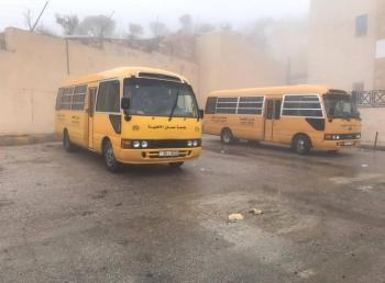 عمان الأهلية تطلق حملة الشتاء لمساعدة الأسر العفيفة في البلقاء