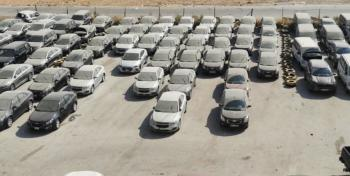 نقيب السيارات المستأجرة يقدر خسائر القطاع بمئة مليون دينار