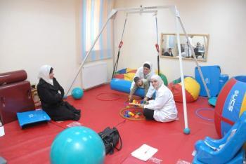 إقرار تعليمات مركز الجامعة الهاشمية لخدمات التربية الخاصة والتأهيل