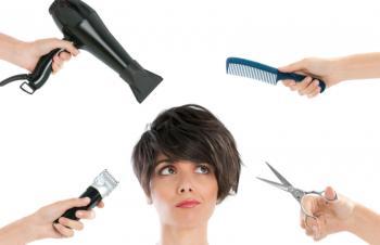 شكل الوجه ونوع الشعر ..  كيف تعرفين إن كان الشعر القصير يليق بكِ؟