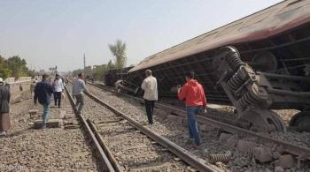 السيسي يأمر بتشكيل لجنة للتحقيق في حادث القطار
