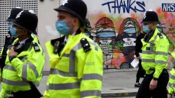 لندن ..  الشرطة تغلق منطقة ناطحات سحاب بسبب طرد مشبوه