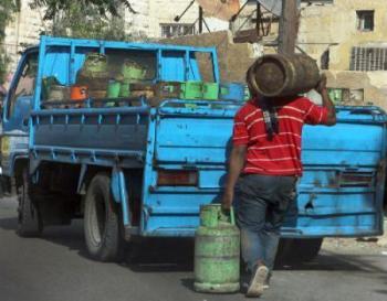 الحظر والمنخفض يرفعان الطلب على الغاز إلى 150 ألف اسطوانة