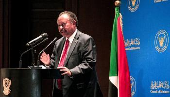 حمدوك يطلق مبادرة شاملة لإخراج السودان من أزمته