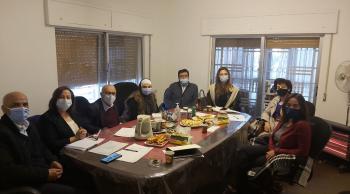 جمعية قرى الأطفال تبحث سبل التعاون المشترك مع الأردنية لعلم النفس