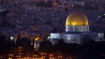 التل تؤكد رفضها لما تتعرض له فلسطين والقدس