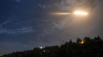 سانا: 4 جرحى بعد عدوان إسرائيلي على محيط دمشق