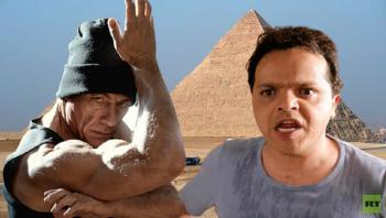 فان دام يقبل تحدي محمد هنيدي