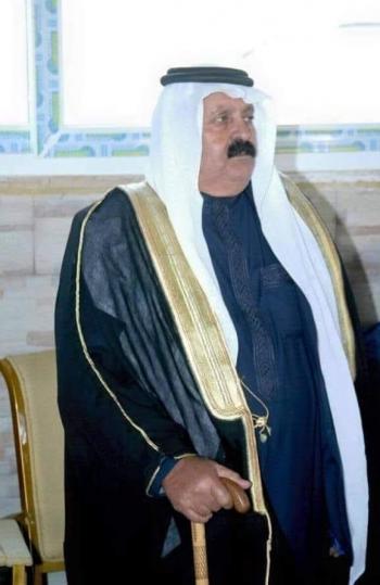 العودات ينعى النائب الاسبق حمد ابو زيد