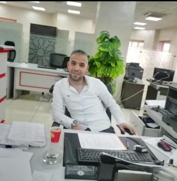 محمود احمد سليماني مبارك الماجستير