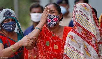رغم العزل ..  الهند تسجل رقما مفجعا لإصابات كورونا في 96 ساعة