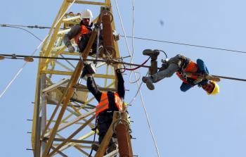 فصل التيار الكهربائي عن مناطق بالشونة الشمالية الخميس