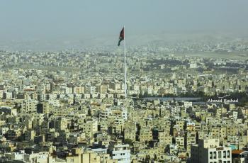 ارتفاع نسبة مساحة الأبنية المرخصة في الأردن 34.5%