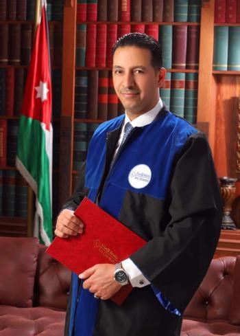 يزن الرواشدة ..  مبارك