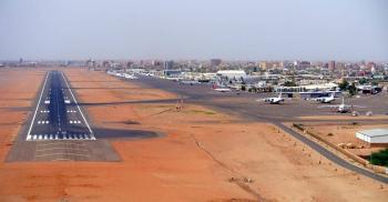 في 6 ساعات ..  هبوط اضطراري لـ12 طائرة إثيوبية في الخرطوم