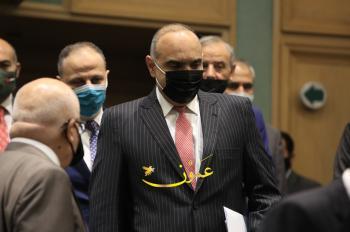 وزراء حكومة الخصاونة يقدمون استقالاتهم تمهيدا للتعديل