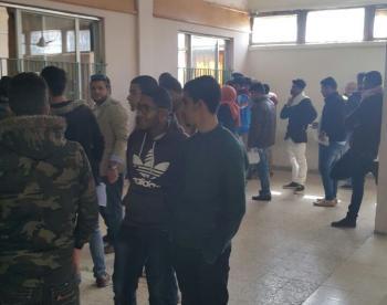 قبول 914 طالبًا في كليات مجتمع جامعة البلقاء