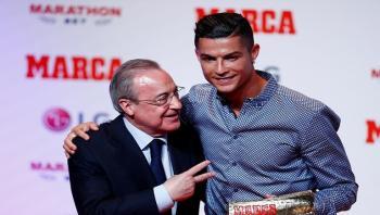 ريال مدريد على استعداد للتعاقد مع رونالدو بمبلغ رمزي