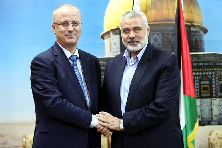 امريكا تطالب اي حكومة وحدة وطنية فلسطينية بالاعتراف باسرائيل