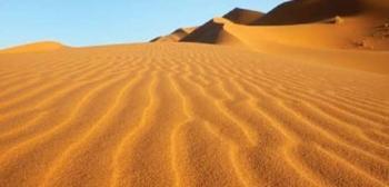 الأمن يمشط منطقة صحراوية في البادية الجنوبية بحثاً عن مفقود