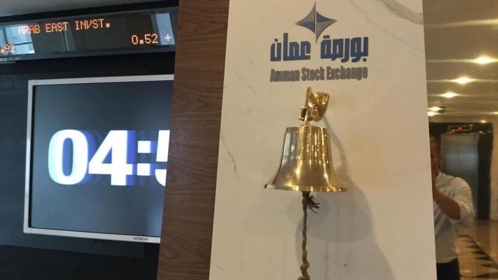 بورصة عمان تغلق تداولاتها بـ6.2 مليون دينار