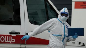 روسيا: 188 وفاة و6852 إصابة جديدة بكورونا