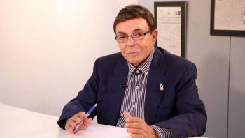 بعد شائعة وفاته ..  سمير صبرى: اعتدت على ذلك