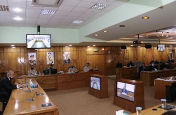 كريشان: البلديات رديف الأمن الوطني في الأزمات والكوارث