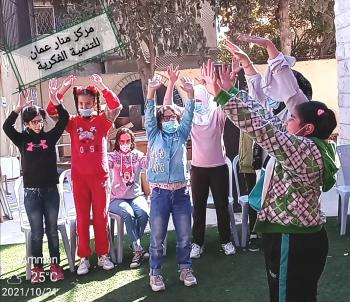 مركز منار عمان يحتفل بالمولد النبوي