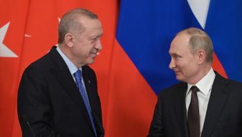 أردوغان عن لقاء قادم مع بوتين: سنبحث ما حققناه في سوريا وسنتخذ قرارا هاما
